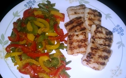 how to grill basa fish